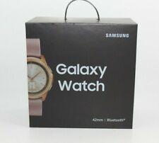 Samsung Galaxy Watch Smartwatch 42mm Stainless Steel - SM-R810NZDAXAR Rose Gold