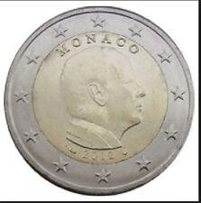 2 Euro courante Prince Albert Monaco 2012