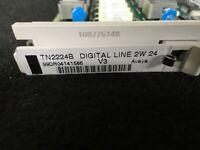 Avaya TN2224B V16 Digital Line 2W 24 V3 - Lucent, AT&T