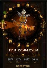 Diablo 3 ROS XBOX ONE Modded Demon Hunter (The Shadows Mantle) Set