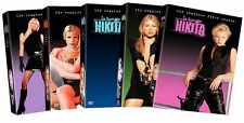 La Femme Nikita - The Complete Seasons 1-5 (DVD, 2006, 27-Disc Set, Shrinkwrapped Back to Back Copy Protected)