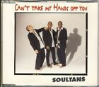 SOULTANS - can't take my hands off you 5 trk MAXI CD 1996