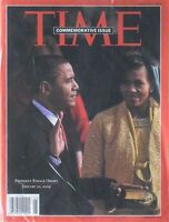 BARACK OBAMA - COMMEMORATIVE ISSUE 2009 TIME Magazine NEW MINT SEALED!