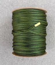 "200 ft spl Type III Military Nylon Flat Braid Cord ""OD"""