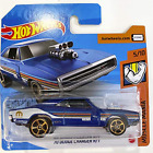 Hot Wheels 70 Dodge Charger R/T Muscle Mania 5/10 2020 249/250 Short card