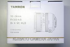 Tamron B023N 10-24mm F/3.5-4.5 Di II VC HLD Lens Nikon NEW! FREE SHIP!!