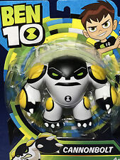 "NEW 2017 Ben 10 - CANNONBOLT - 5"" Action Figure PLAYMATES TOYS Cartoon Network"