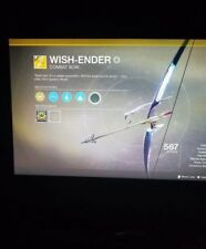 Destiny 2 full quest  wish ender ps4