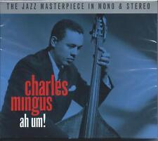 Charles Mingus - Ah Um! (2CD 2017) NEW/SEALED