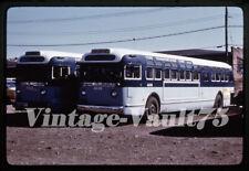 Duplicate Slide Bus 409 Club Transportation New York City 1974