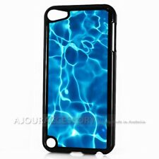 ( For iPod Touch 6 ) Back Case Cover AJ10741 Blue Water