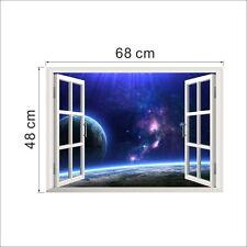 Vano esterno Sistema Solare pianeta di adesivi murali NUOVISSIMO 48 cm * 68CM