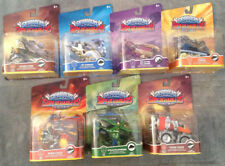 Skylanders SUPERCHARGERS Vehicle Lot/7 Thump Truck Jet Stream Burn-Cycle +4 More