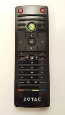 Zotac RC2604323/01G Zbox Media Remote Control Nano X2 VD01 AD10 AD12 Plus