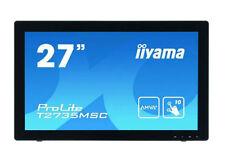 """iiyama ProLite T2735MSC-B2, 27"""" TOUCHSCREEN Webcam, Lautprecher"""