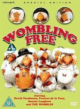 WOMBLING FREE. The Wombles movie. New sealed DVD.