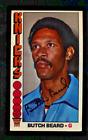 BUTCH BEARD Autograph 1976-77 Topps--New York Knicks