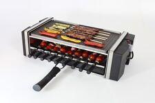 Barbecue elettrico Rgv new grillo special griglia reversibile bistecchiera Rotex
