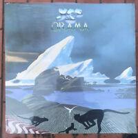 Yes - Drama - 1980 LP 33 Vinile Prima Stampa Atlantic W 50736 Nuovo Sigillato