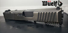 For Glock 26 Slide Viper in Battleworn (SLIDE ONLY other parts NOT INCLUDED)