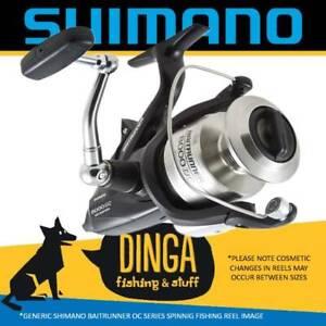 Shimano Baitrunner OC 8000 Spinning Fishing Reel New
