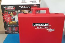 Lincoln Electric K2265 1 Tig Mate 17v Tig Torch Starter Kit Air Cooled