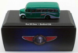 Atlas Editions 1/76 Scale 4642 103 - Bedford OB Coach - Dewsway Tours