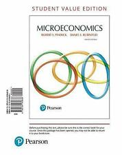 Microeconomics by Pindyck 9th Edition (2017, Ringbound) Free Shipping