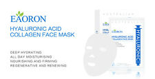 Eaoron Hyaluronic Acid Collagen Hydrating Face Mask ( 5 pieces )