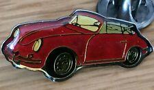 pin's lapel pins automobile  PORSCHE 356  CABRIOLET