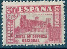 SPAIN EDIFIL 808 ** Junta de defensa (1936/37) NUEVO SIN FIJASELLOS - MNH