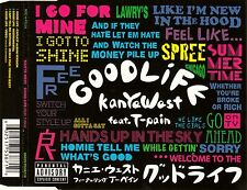 KANYE WEST FEAT. T-PAIN : GOOD LIFE / 4 TRACK-CD - TOP-ZUSTAND