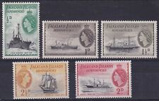 Falkland dependencies lower values set of 5 MNH