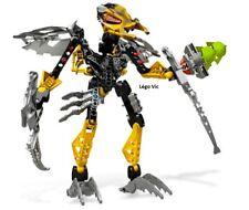 Lego 8696 Bionicle Karda Nui Mistika Bitil complet + Notice de 2008 -CN122