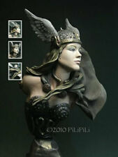 PILIPILI MINIATURES 1/6th Scale THE VALKYRIE Cast Resin Bust MODEL KIT #BB-08
