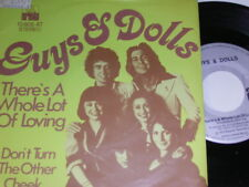 """7"""" - Guys & Dolls There´s a whole lot of loving - 1974 # 4078"""