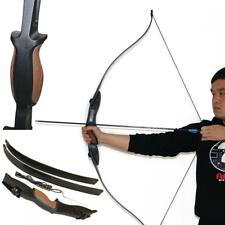 Archery CS Games Take Down Recurve Bow Double Arrow Rest Hunting Shooting 25lbs