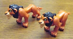 Disney The Lion King Scar toy from Burger King vintage W-11-44 Price for ONE
