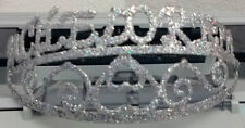 Bachelorette Glitter Tiara and Light Up Sash Night Out Party Accessories