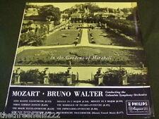 VINYL LP - MOZART - BRUNO WALTER & COLUMBIA SYMPHONY - ABL 3118