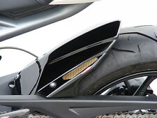 TRIUMPH STREET TRIPLE 13-15 BLACK GOLD MESH REAR HUGGER