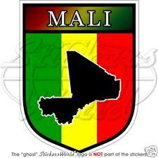 MALI Schild MALISCHEN Afrika Afrikaner Vinyl Sticker Aufkleber 100mm