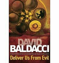 Deliver Us from Evil by David Baldacci New Hardback in Aus 0230746683