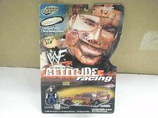 Road Champs- 1/64Th Scale Diecast- Wwf Attitude Racing- Mankind- New- Tc3