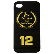 Ayrton Senna Cover 4/4s Portugal 1985