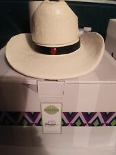 """Scentsy """"Country Born"""" Warmer - Western Cowboy Hat - New In Box"""