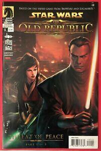 Star Wars: The Old Republic (2010) #1 - Attik Studio Variant - Comic Book - DHC