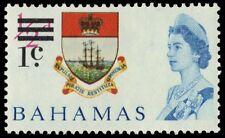 """BAHAMAS 230 (SG273) - Colonial Badge """"Provisional"""" (pf85356)"""