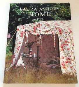 Laura Ashley Home Catalogue 1999 Vintage Home Decorating