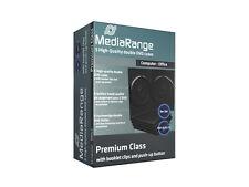 DVD Leerbox MediaRange 5pcs Double Retail